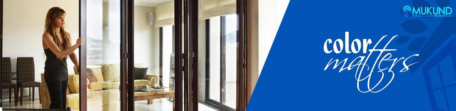 & uPVC Doors Manufacturer u0026 Supplier in India